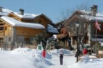 Montchavin Les Coches ski area, La Plagne