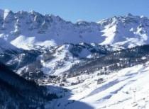 Vars / Risoul ski area, France