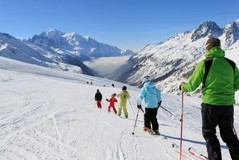 Chamonix ski area