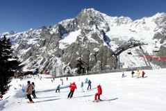 Courmayeur ski area