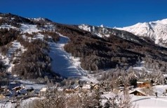 Serre Chevalier ski area - Photo: Agence Zoom