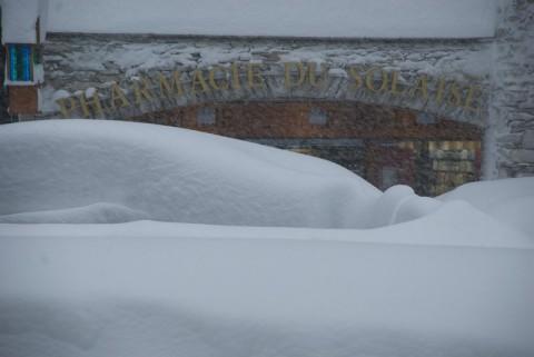 Val d'Isère, December 2007