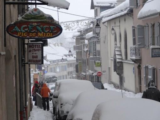 Barèges, Haute-Pyrénées, France