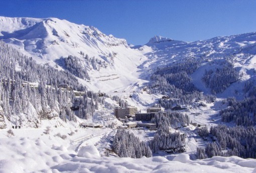 Flaine, France - Weather to ski - Our blog - Top 5 snow-sure ski resorts near Geneva