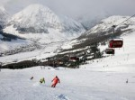 Top 4 Alpine ski resorts for avoiding rain