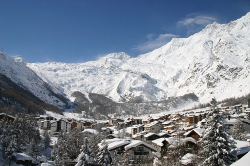 Saas-Fee, Switzerland, Top 5 late season ski resorts - Switzerland