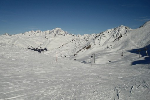 Les Arcs, best late season ski resorts France