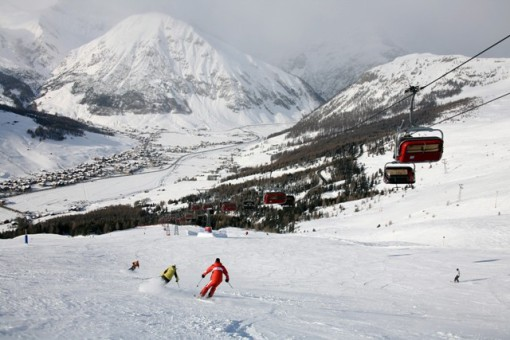 Livigno, best late season ski resorts Italy