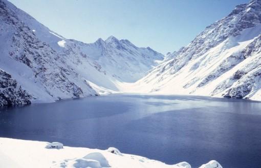 Laguna del Inca, Portillo, Chile
