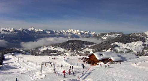 Villars, Switzerland - 12 January 2013