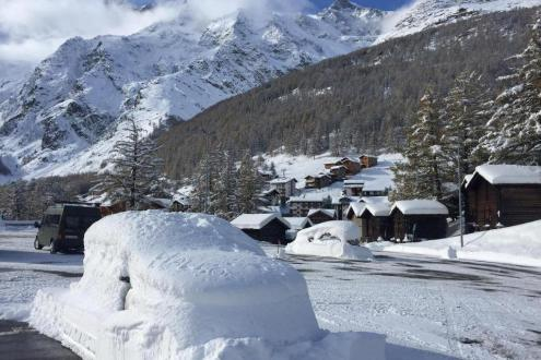 Grimentz, Switzerland – Weather to ski – Snow report, 24 November 2016