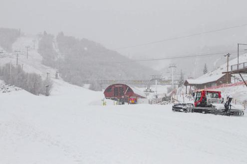 Crested Butte, Colorado, USA – Weather to ski – Snow report, 28 November 2016