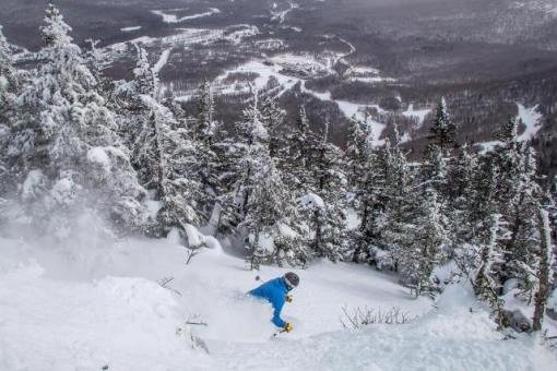 Jay Peak Resort, Vermont, USA