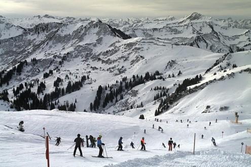 Damüls, Austria – Weather to ski – Snow report, 22 December 2016
