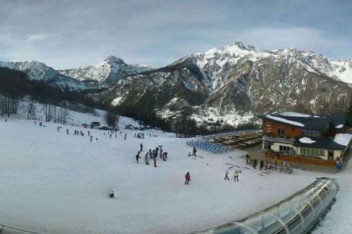 Bardonecchia, Italy – Weather to ski – Snow report, 22 December 2016