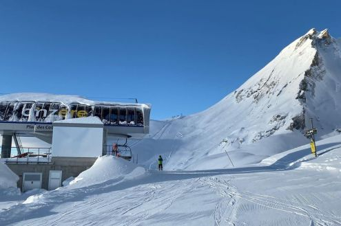Laax, Switzerland – Weather to ski – Snow report, 27 December 2016