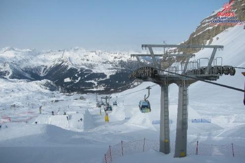 Passo Tonale, Italy – Weather to ski – Snow report, 10 January 2017
