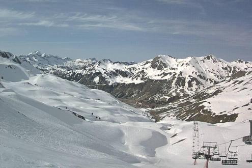 Ariège, France – Weather to ski – Snow report, 16 January 2017