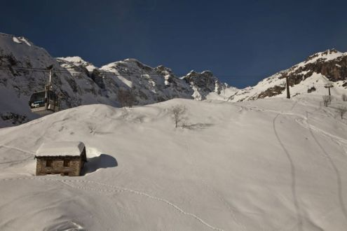 Livigno, Italy – Weather to ski – Snow report, 19 January 2017