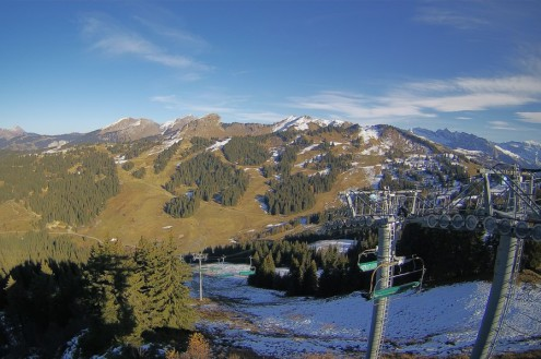 Montgenèvre, France – Weather to ski – Snow forecast, 31 March 2017