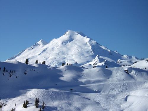 Mt Baker, Washington, USA