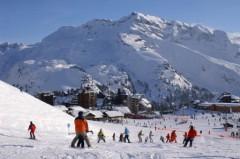 Avoriaz ski area