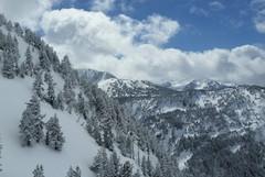 Baqueira Beret ski area, Spain