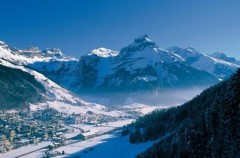 Engelberg ski area