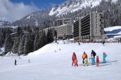 Flaine ski area - Photo: Flaine Tourist Office