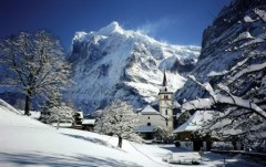 Grindelwald ski area, Jungfrau Region, Switzerland - Photo: Jungfrau Region