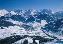 Gstaad ski area, Switzerland - Photo: Gstaad Saanenland Tourisme