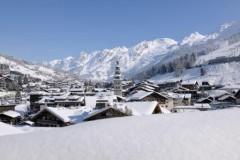 La Clusaz ski area - Photo: Pascal LeBeau