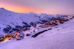 Les Menuires ski area, 3 Valleys - Photo: Gilles Lansard