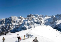 Madonna di Campiglio ski area - Photo: Madonna di Campiglio Pinzolo Val Rendena Tourist Board