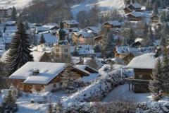 Megève ski area, France - Photo: Megève Tourisme - Daniel Durand 2010