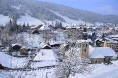 Morzine / Les Gets ski area - Photo: Jarry Tripelon