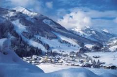 Saalbach Hinterglemm ski area - Photo: Saalbach-Hinterglemm
