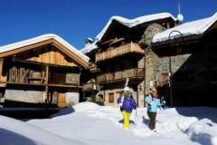 Ste Foy Tarentaise ski area, France - Photo: Office du Tourisme Ste Foy