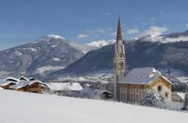 Telfes, Stubai Valley ski area, Austria -  Photo: Tourismusverband Stubai Tirol