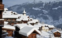 Val d'Anniviers ski area, Switzerland - Grimentz, St Luc, Zinal - Photo: Nicole Salamin