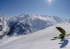 Val d'Isère, L'Espace Killy ski area, France
