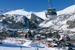 Valloire ski area, France - Photo: Grange / Office du Tourisme Valloire