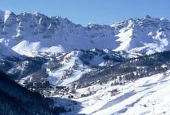 Vars Risoul ski area