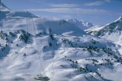 Warth-Schröcken Bregenzerwald ski area