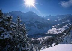 Adelboden ski area, Switzerland - Photo: PHOTOPRESS/Adelboden