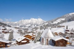 Alpbach ski area, Austria - Photo: Tourist Board Alpbachtal