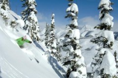 Crested Butte ski area, Colorado, USA - Photo: Tom Stillo