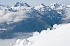 Revelstoke ski area, British Columbia, Canada