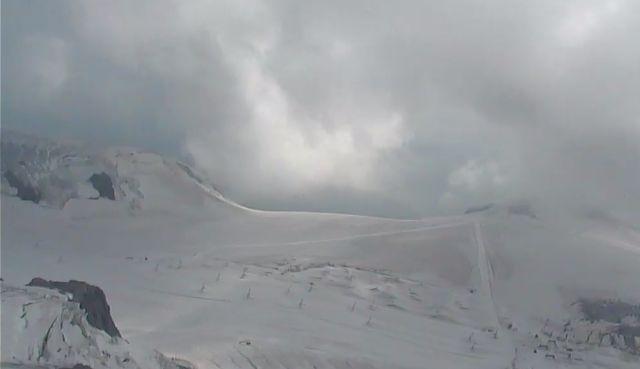 Klein Matterhorn, Zermatt, Switzerland