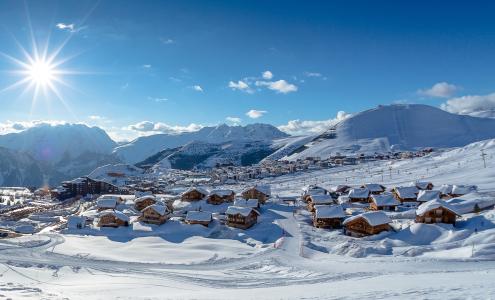 Les 2 Alpes ski area, France - Top 10 early ski season resorts, Europe